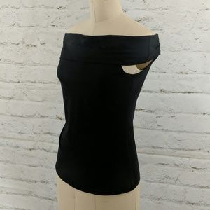 NWOT New York and Company off-shoulder top
